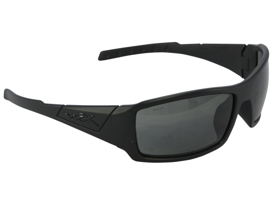 Wiley X Black Ops WX Twisted Active Lifestyle Series Sunglasses