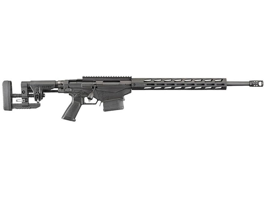 Ruger Precision Rifle Threaded Barrel with Brake 10-Round