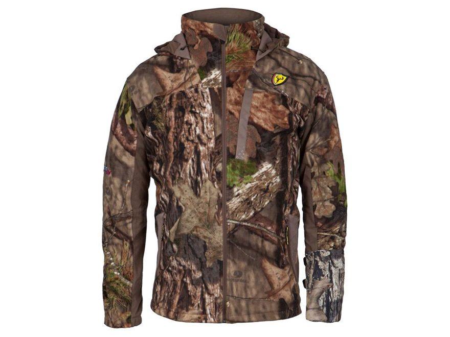 ScentBlocker Men's Scent Control ProTec HD Fleece Jacket Polyester