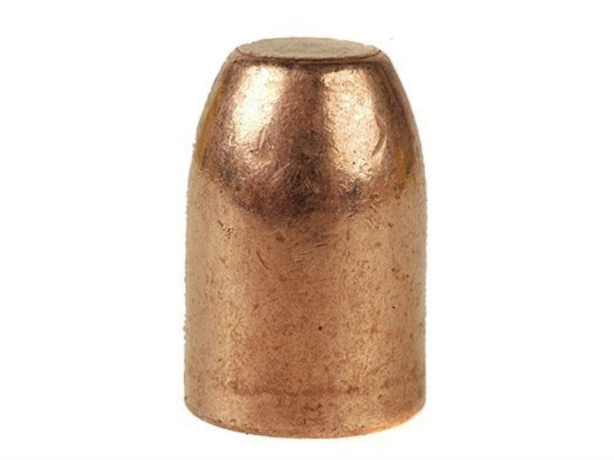 Speer Bullets 40 S&W, 10mm Auto (400 Diameter) 180 Grain Total Metal Jacket