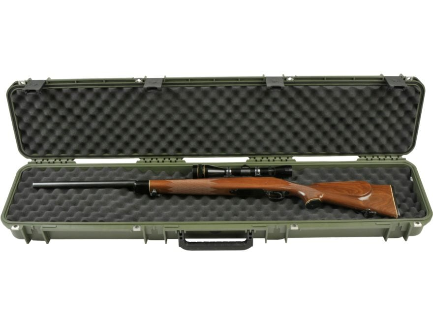 "SKB iSeries 4909 Scoped Single Rifle Case 49"" Polymer"