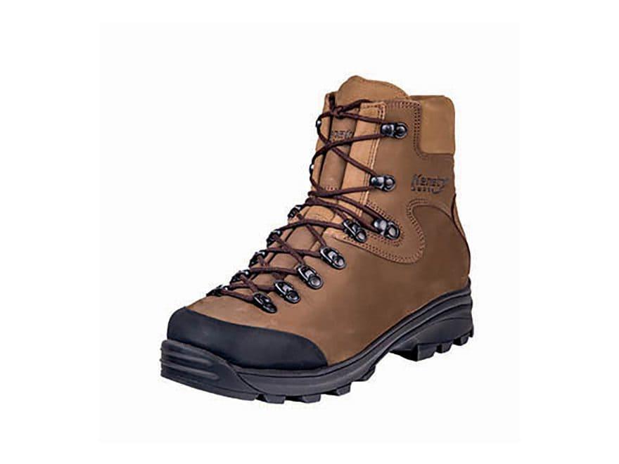 """Kenetrek Safari 7"""" Hunting Boots Leather Brown Men's"""