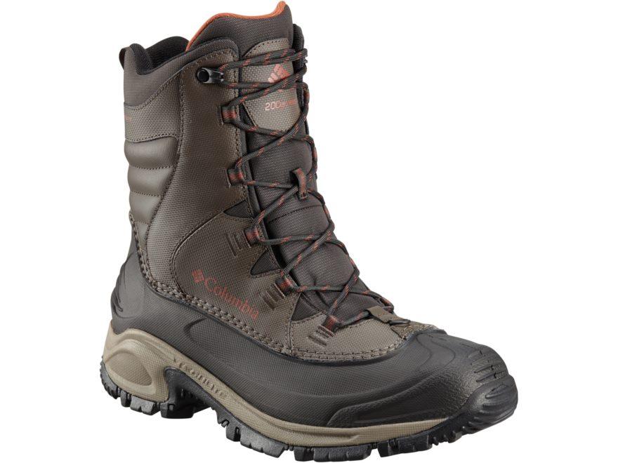 "Columbia Bugaboot III 8"" Waterproof 200 Gram Insulated Hunting Boots Men's"