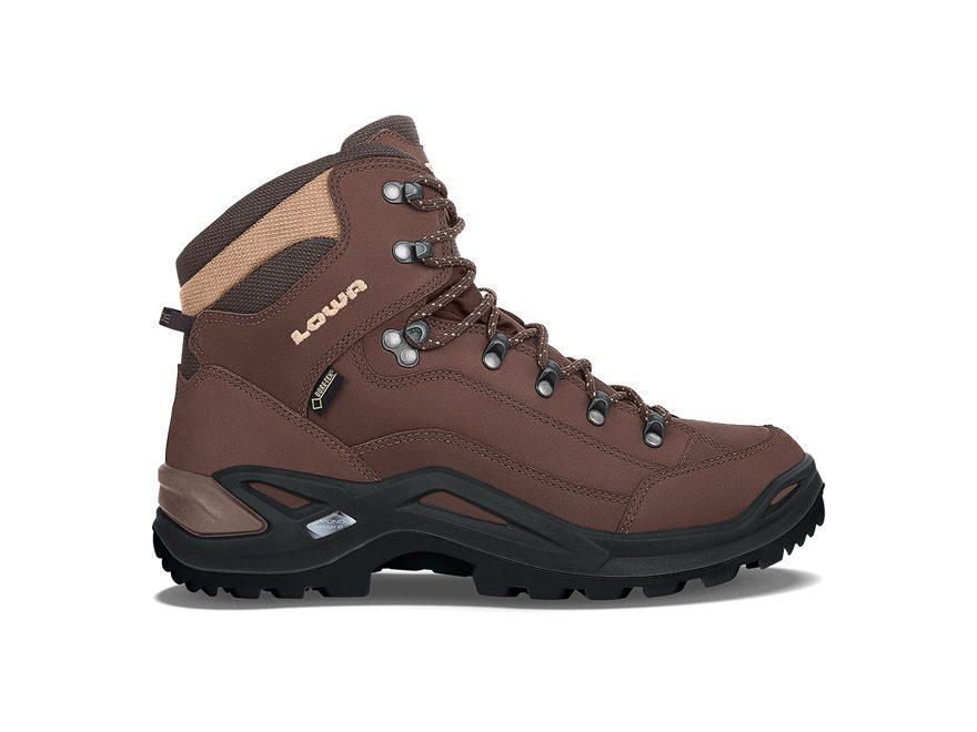 "Lowa Renegade GTX Mid 6"" GORE-TEX Hunting Boots Leather/Cordura Men's"