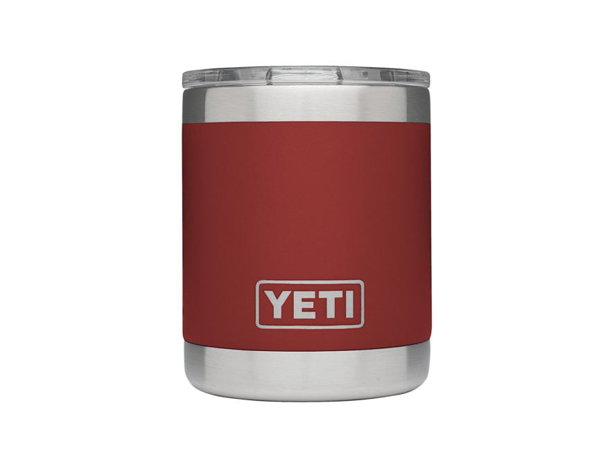 YETI Coolers Rambler 10 Lowball Insulated Tumbler