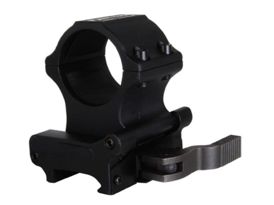 Sightmark Tactical Slide to Side Quick Detachable Weaver-Style Mount with Integral 30mm...