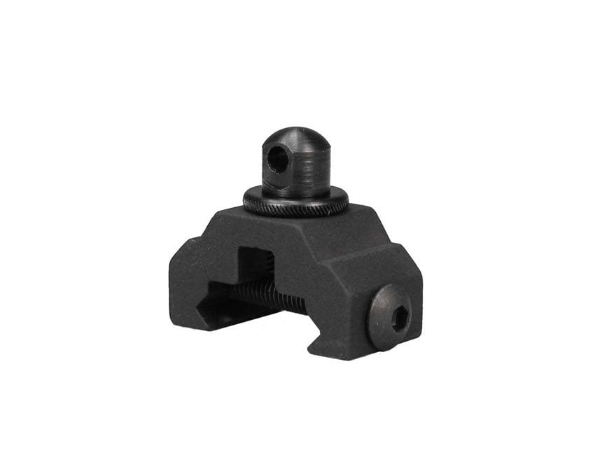 Yankee Hill Machine Tactical Sling Adapter with Threaded Sling Swivel Stud Aluminum Matte