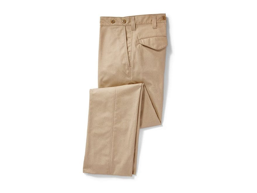 Filson Men's Dry Shelter Cloth Pants Cotton