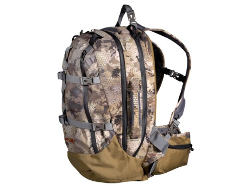 Sitka Gear Full Choke Backpack Gore Optifade Waterfowl Marsh Camo