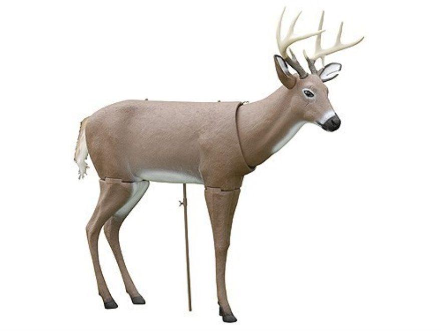 Primos Scar Buck Deer Decoy Polymer
