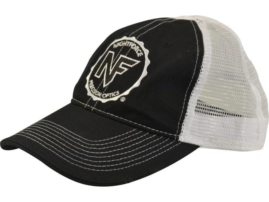Nightforce Mesh Back Logo Hat Nylon