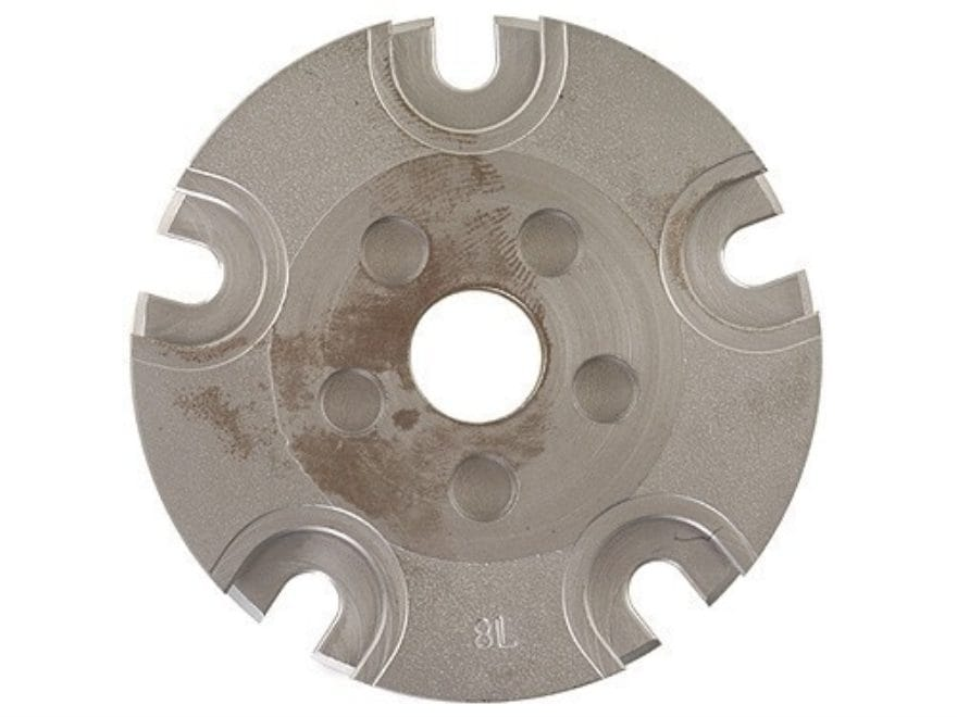 Lee Load-Master Progressive Press Shellplate #8L (348 Winchester, 416 Rigby, 45-70 Gove...