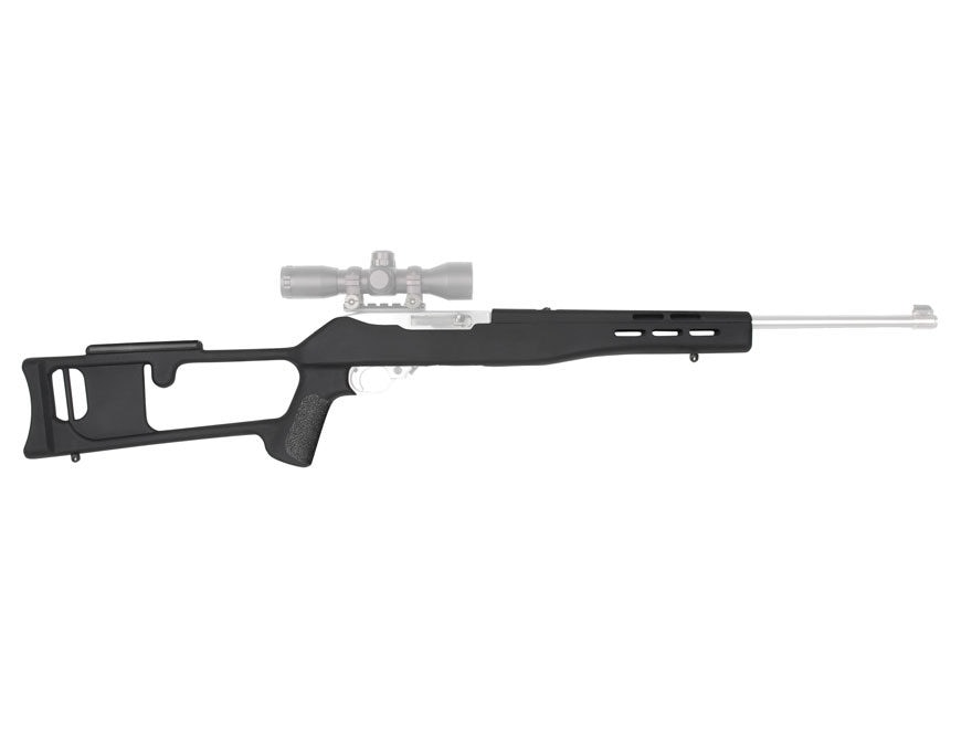 Advanced Technology Fiberforce Dragunov Style Rifle Stock Ruger 10/22 Standard Barrel C...