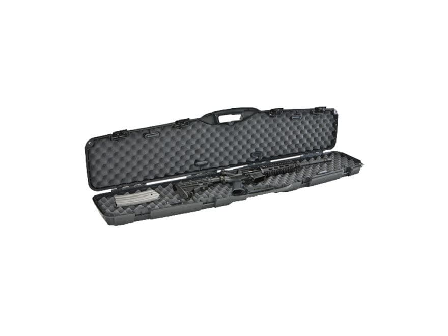 "Plano Protector Pro-Max PillarLock Scoped Rifle Case 53"" Polymer Black"