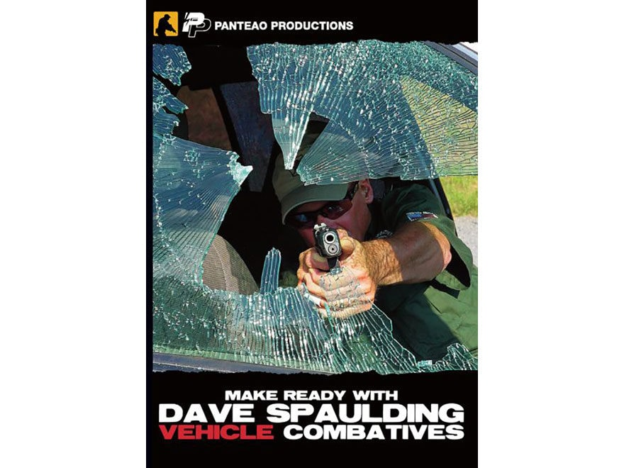 "Panteao ""Make Ready with Dave Spaulding: Vehicle Combatives"" DVD"