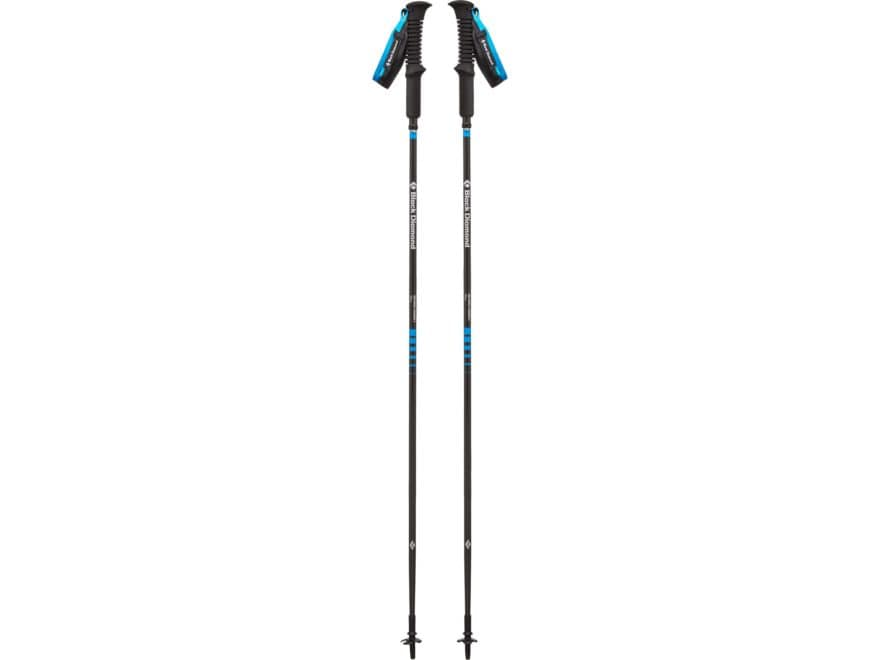Black Diamond Equipment Distance Carbon Z Trekking Pole Pair Carbon Fiber