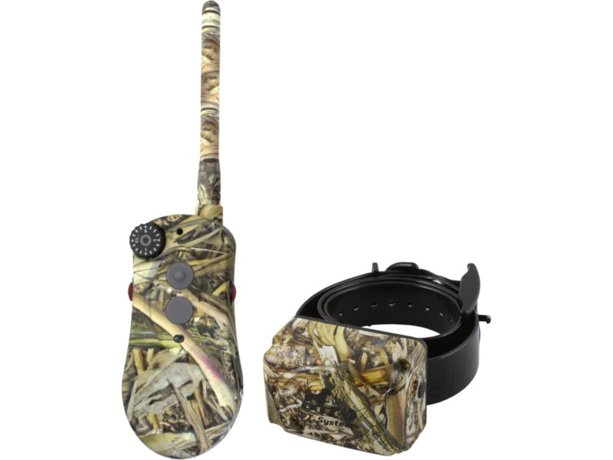 D.T. Systems The H20 1820 Plus Coverup Electronic Dog Collar Combo Camo