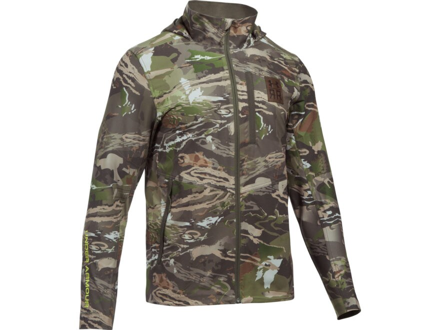 517664cdb3567 Under Armour Men's UA Ridge Reaper Early Season Scent Control Jacket  Polyester