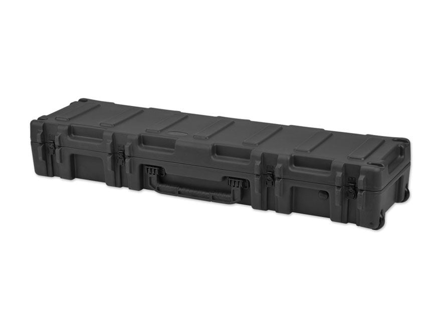 "SKB R Series 5212 Double Rifle Case with Wheels 50"" Roto Molded Polymer"