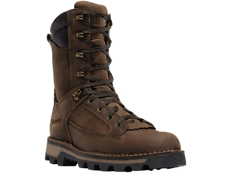 "Danner Powderhorn 10"" Waterproof GORE-TEX 1000 Gram Insulated Hunting Boots Leather Men's"