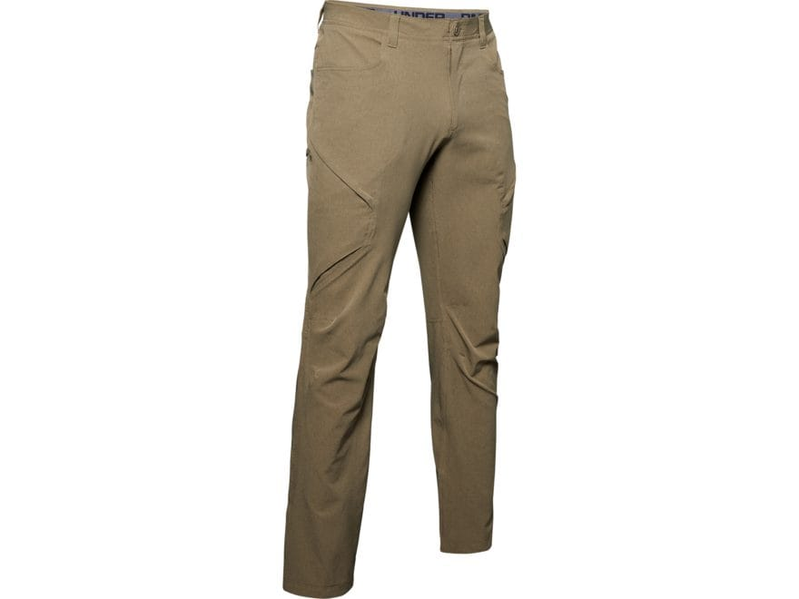 96b51dafd3bf8 Under Armour Men's UA Adapt Pants Polyester Coyote Brown 32 Waist 32