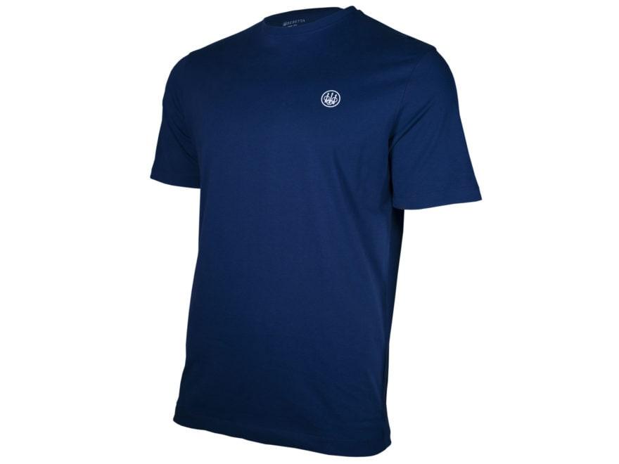 Beretta Men's USA Logo T-Shirt Short Sleeve Cotton