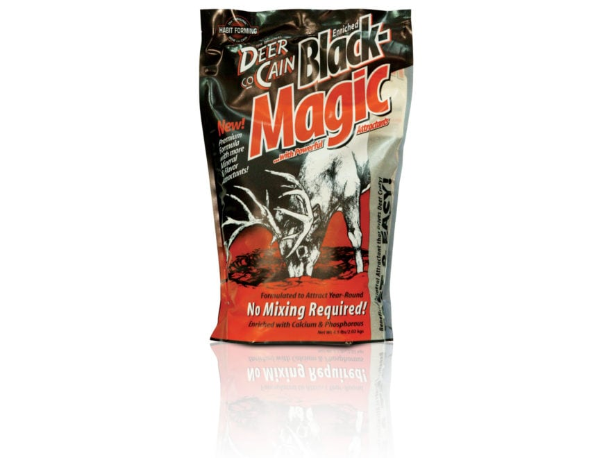 Evolved Habitats Deer co-Cain Black Magic Deer Supplement Powder 4.5 lb Bag