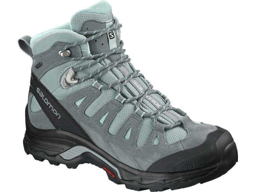 "Salomon Quest Prime GTX 6"" Waterproof GORE-TEX Waterproof Hiking Boots Synthetic Women's"