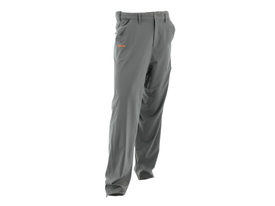 Huk Men's Next Level Performance Pants Cotton Polyester and Spandex