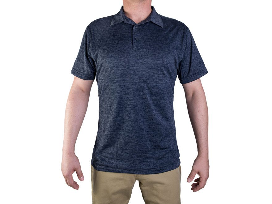 Vertx Men's Assessor Polo Short Sleeve 37.5 Polyester
