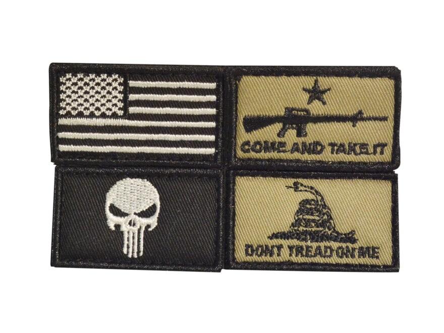 Walker's Razor Patriot Patch Kit 2