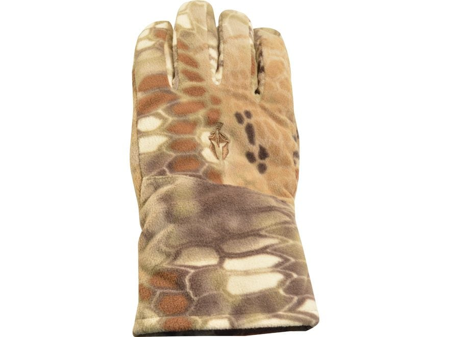 Kryptek Vellus PrimaLoft Insulated Gloves Polyester