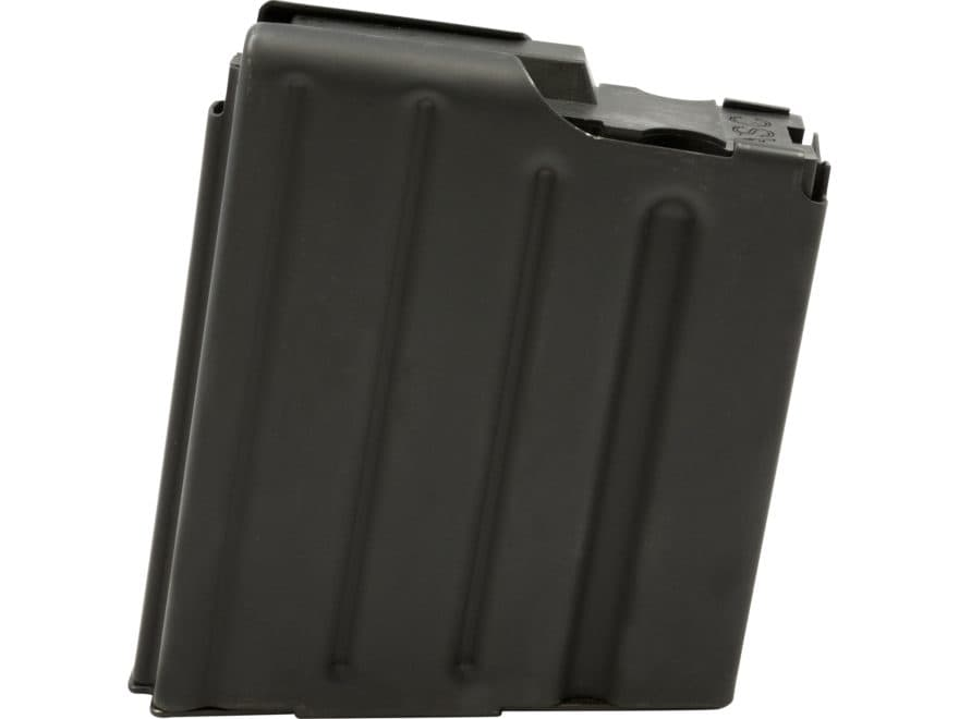 AR-STONER Magazine LR-308, GII, SR-25, 308 Winchester with Anti Tilt Follower Stainless