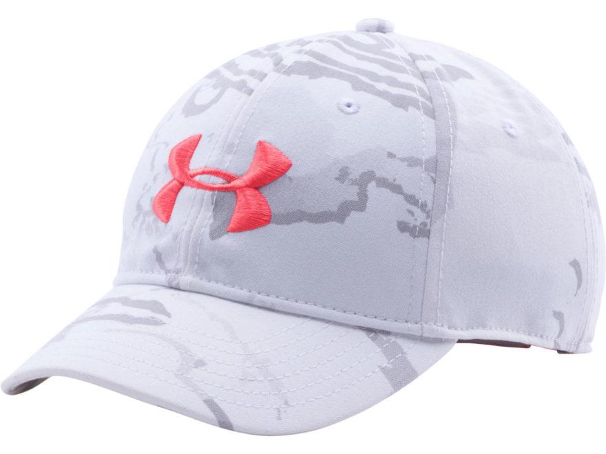 49e24248783 ... discount code for under armour womens ua camo cap polyester snow reaper  87b87 275d6