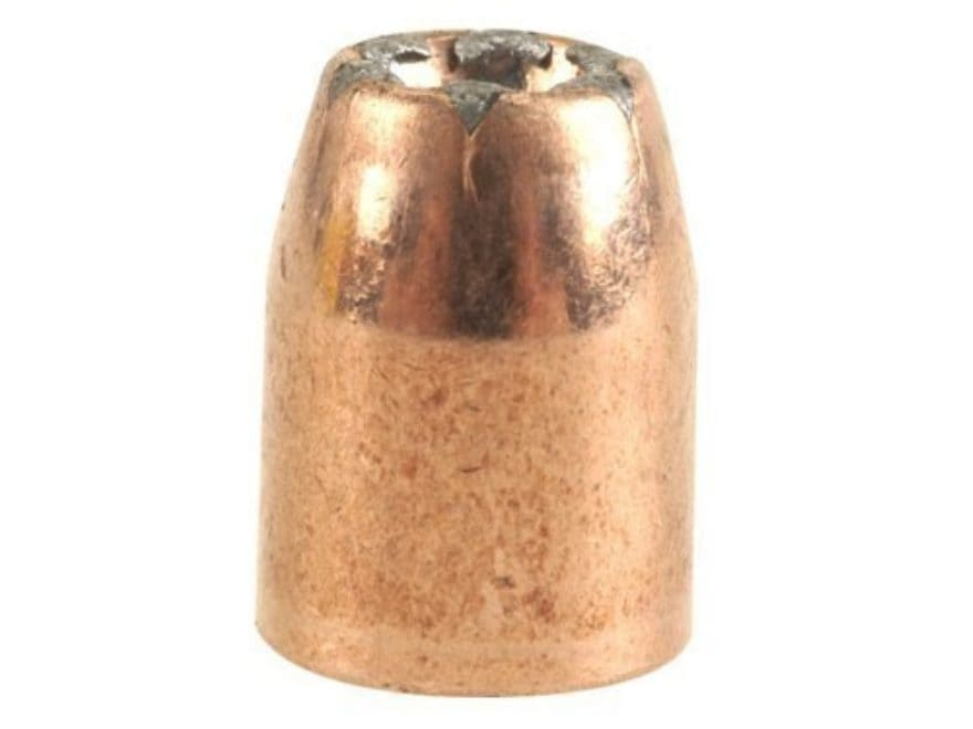 Speer Gold Dot Bullets 40 S&W, 10mm Auto (400 Diameter) 155 Grain Bonded Jacketed Hollo...