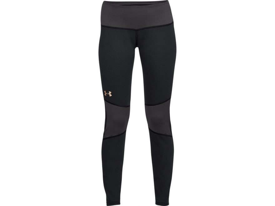 Under Armour Women's UA Extreme Base Layer Pants Polyester