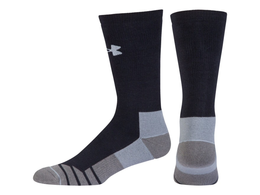 Under Armour Men's UA Hitch Heavy 3.0 Boot Socks Synthetic Blend 1 Pair
