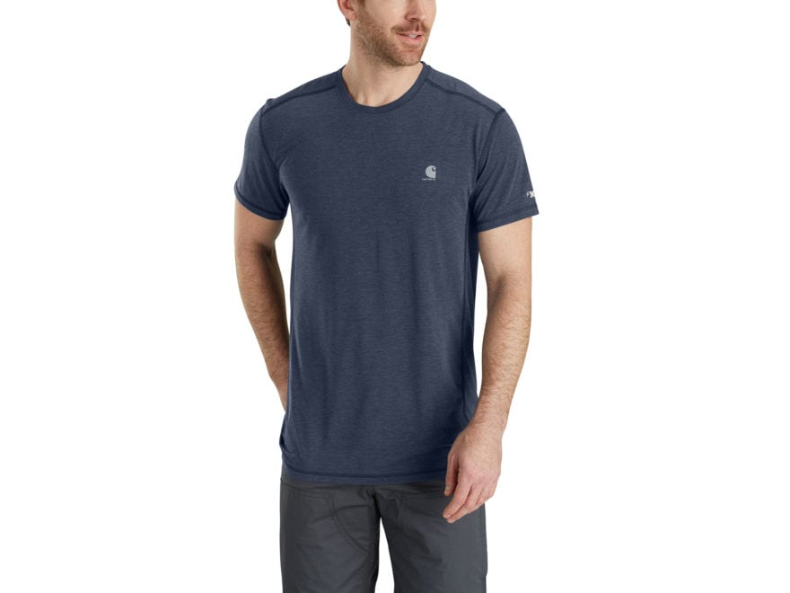 Carhartt Men's Force Extremes T-Shirt Short Sleeve Polyester