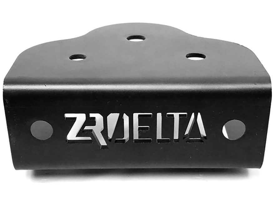 ZRODelta Head-S Table Mounting Bracket Carbon Steel Black