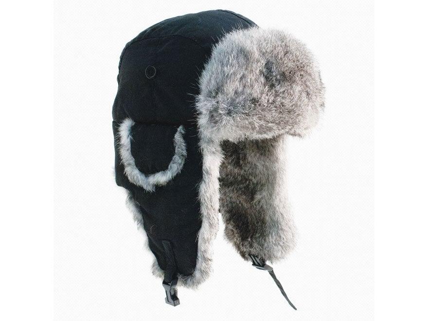 Yukon Tracks Original Alaskan Fur Hat Nylon