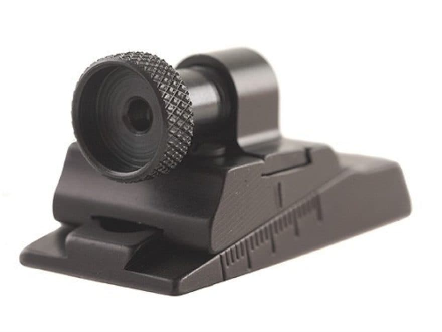 Williams WGRS-KN Guide Receiver Peep Sight Modern Muzzleloading MK85 and Savage M-110 F...