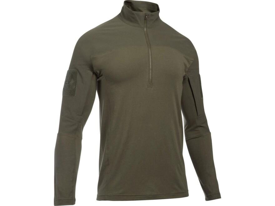 Under Armour Men's UA Tac Combat Shirt 2.0 Long Sleeve Polyester