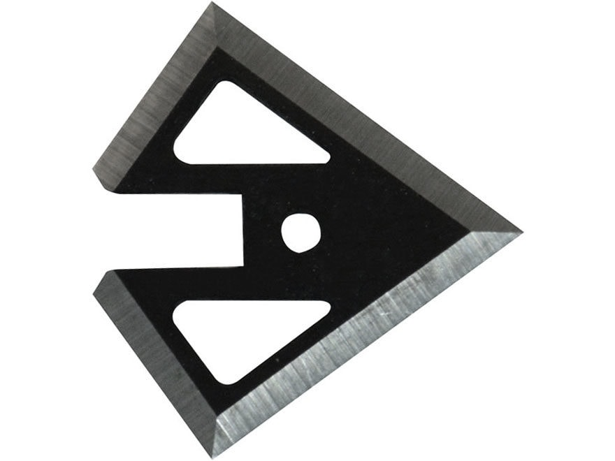 Magnus Black Hornet Main Blade Replacement Blades 100 Grain Stainless Steel Pack of 3