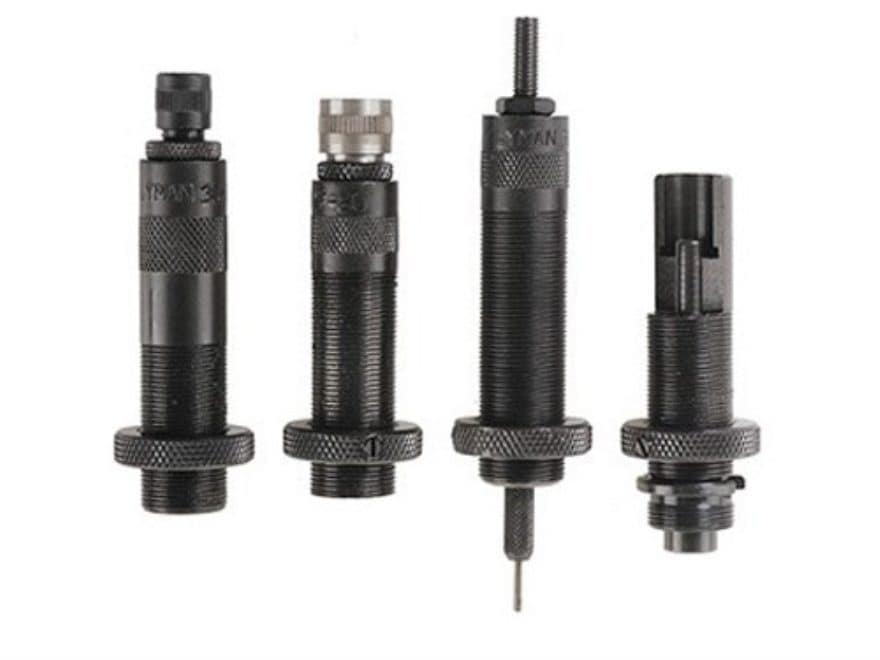 Lyman 310 Tool 4-Die Set (Small Handles Required)