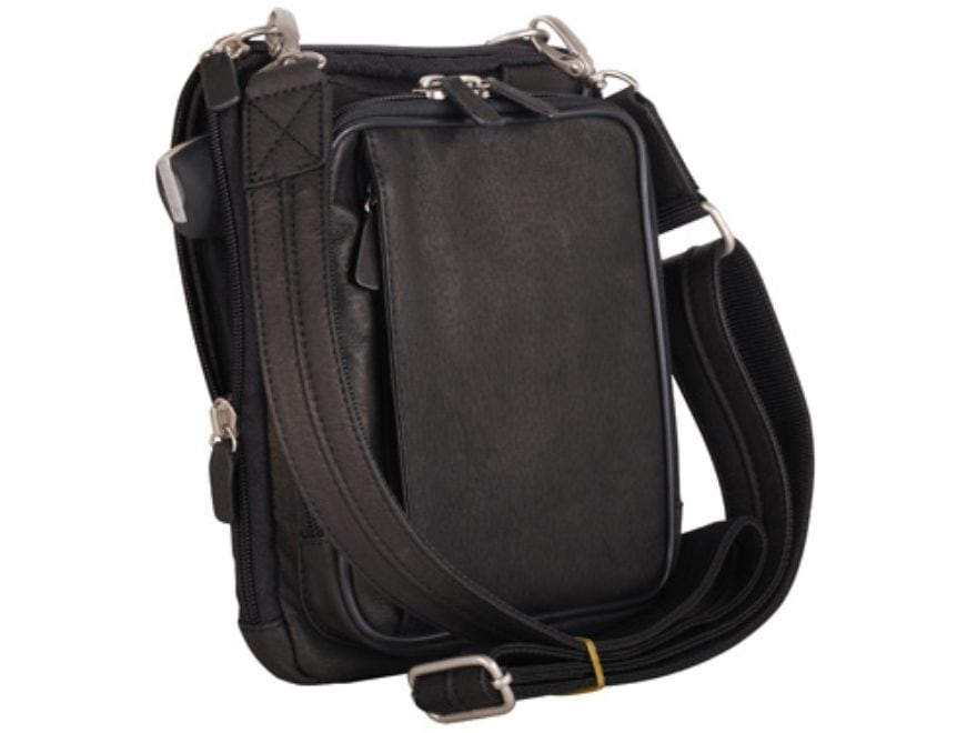 229fa834c6 Gun Tote N Mamas Raven Cross Body Concealed Carry Holster Purse Medium and  Small Frame
