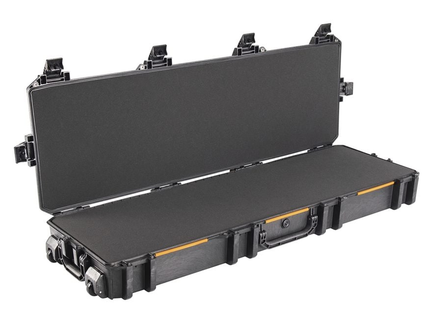 "Pelican Vault V800 Double Rifle Case 53"" Polymer Black"
