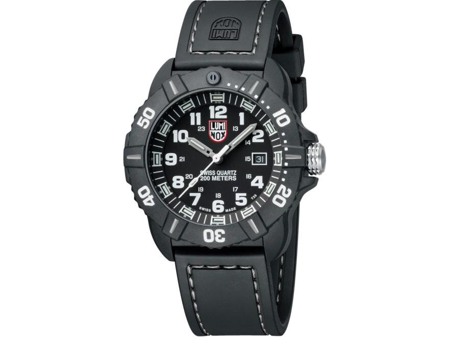 Luminox Coronado Series Watch Polycarbonate Black