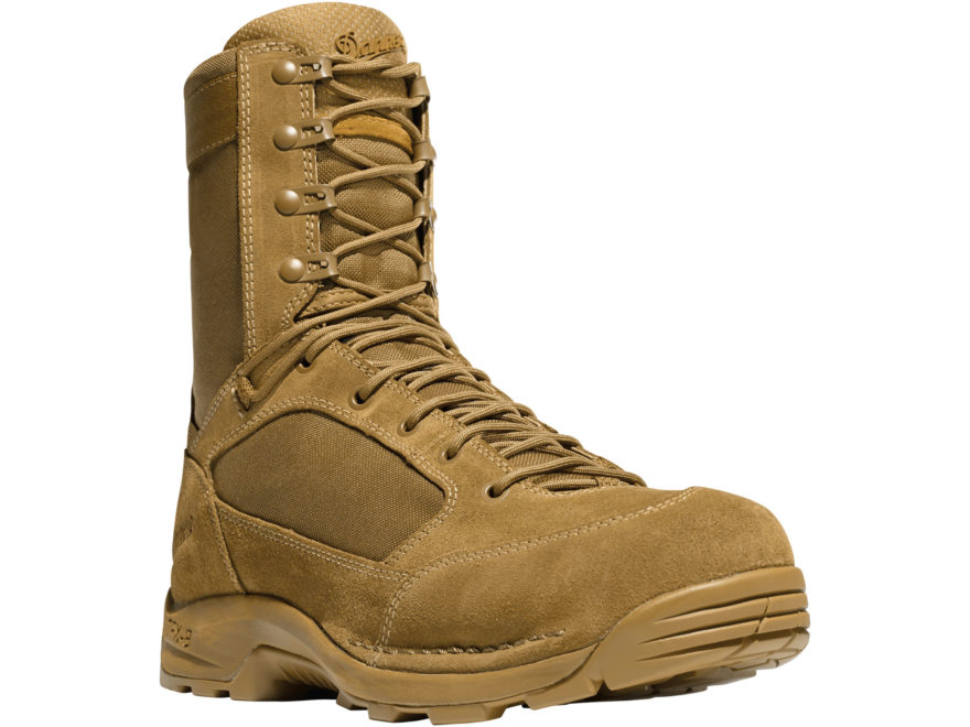 "Danner Desert TFX G3 8"" Tactical Boots Leather Men's"