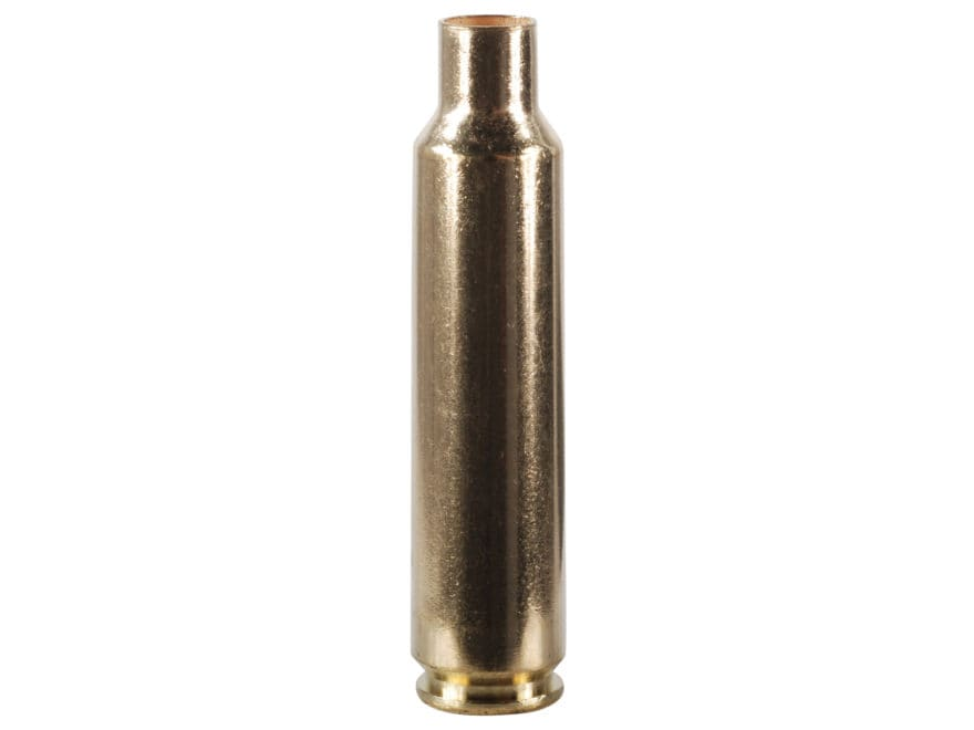 how to make 284 winchester brass