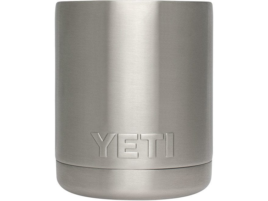 YETI Coolers Rambler 10 Lowball Insulated Tumbler